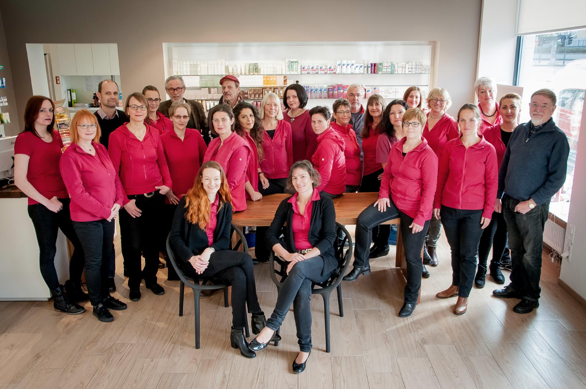 Tannenberg Apotheke Wuppertal Team